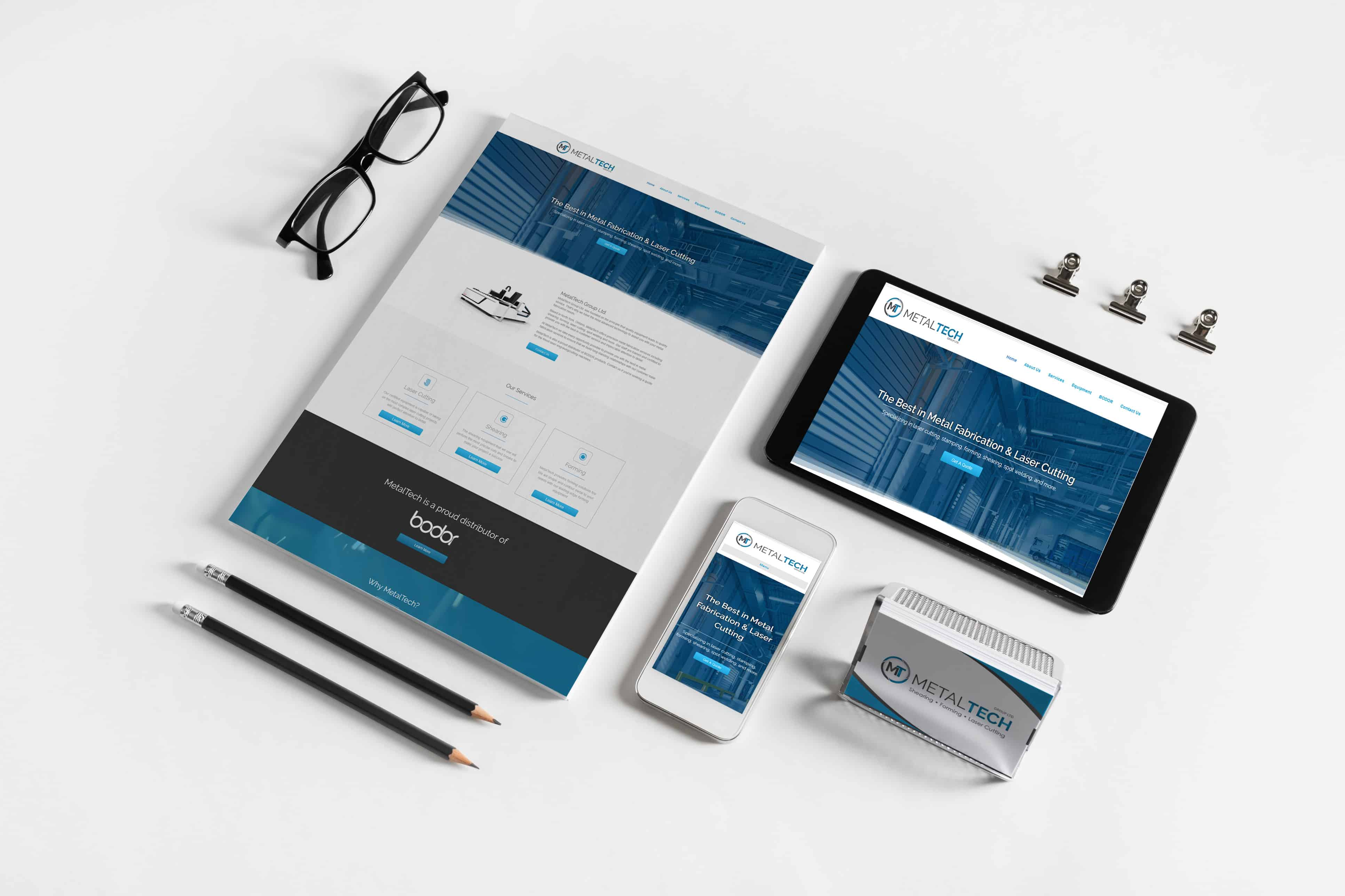 Toronto Industrial Brand Design