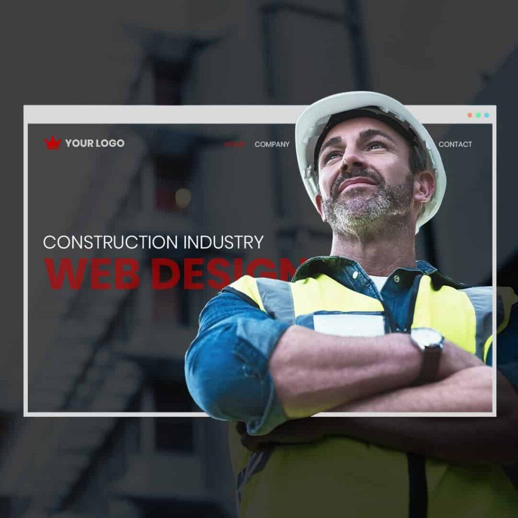 renovation company web design