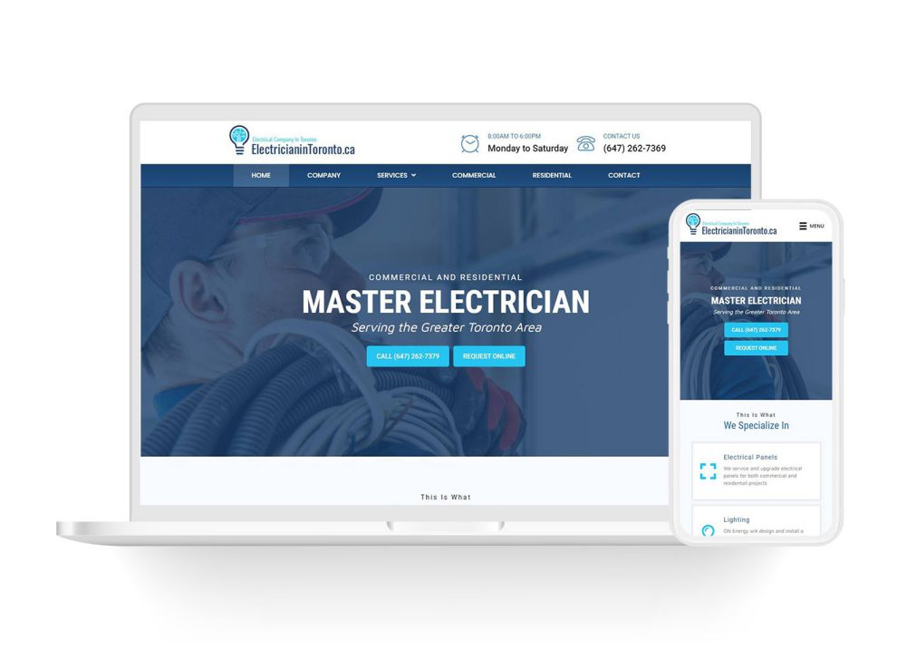 electrician in toronto featured image