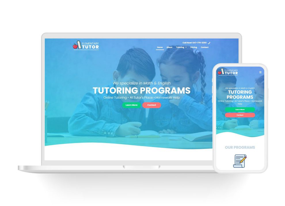 elementary tutor featured image