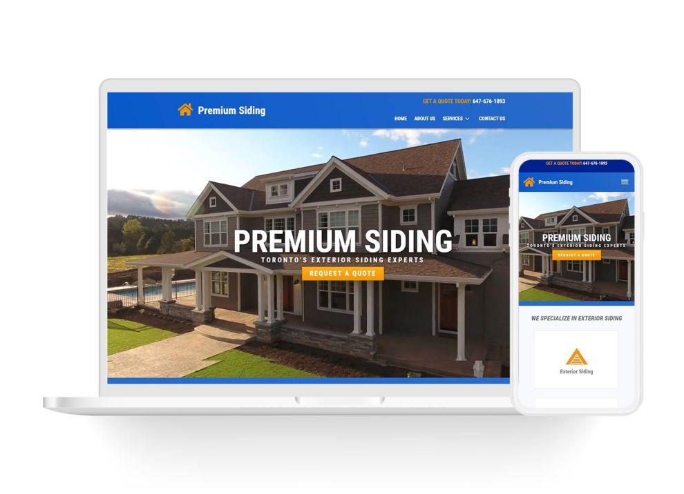 premium siding featured image