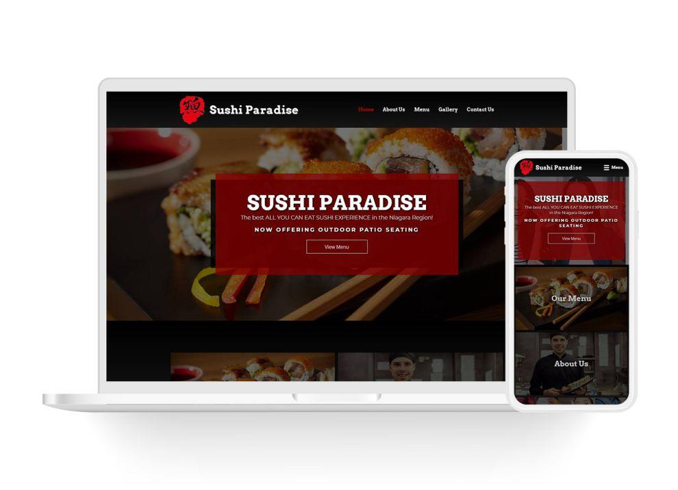 sushi paradise featured image